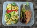 Kuře grilované v jogurtové marinádě, zelný salát s sójovými boby - balení